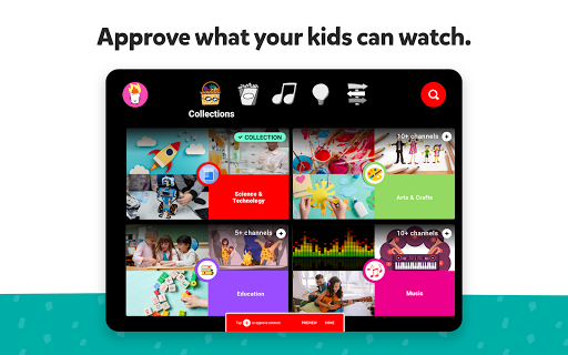 YouTube Kids screenshot 14