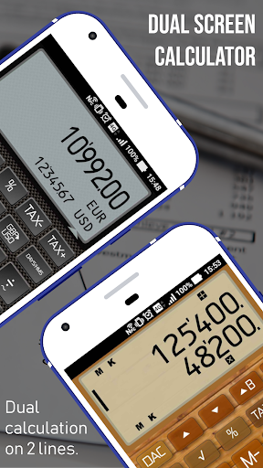 Calculator - CASIO style Multi calc with Remainder screenshot 6