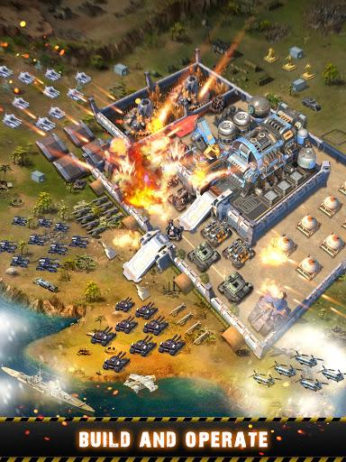 Glory of War - Mobile Rivals screenshot 10