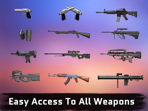 Gun Strike Force: Modern Ops - FPS Shooting Game screenshot 22