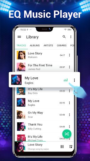 Music Player & Audio Player screenshot 1