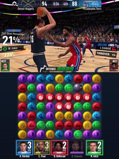 NBA Ball Stars: Play with your Favorite NBA Stars screenshot 12