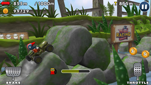 Mini Racing Adventures स्क्रीनशॉट 8