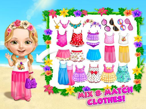 Sweet Baby Girl Summer Fun 2 - Sunny Makeover Game 11 تصوير الشاشة