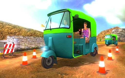عربة توك توك الجبلية للسيارات 10 تصوير الشاشة
