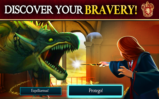 Harry Potter: Hogwarts Mystery screenshot 1