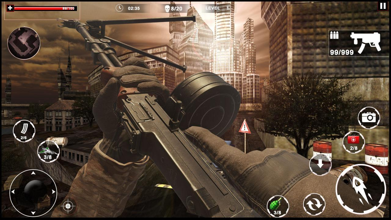 Gunship Gunner screenshot 4