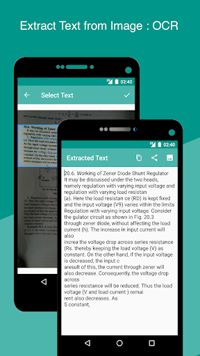Smart Scan : PDF Scanner screenshot 5