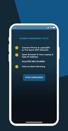 Wireless Display Finder : Cast to TV screenshot 4