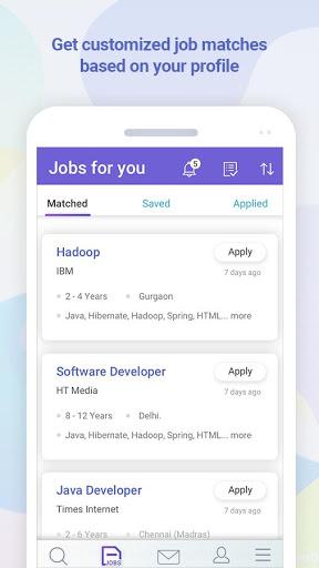 Shine Job Search screenshot 3