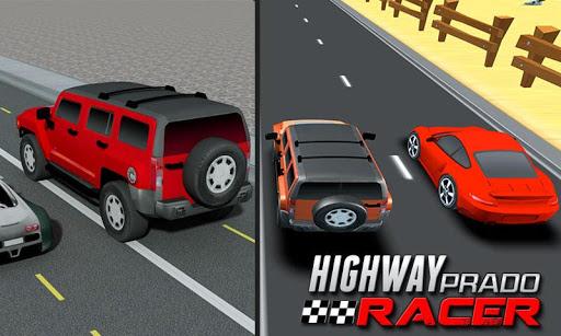 Highway Prado Racer screenshot 4
