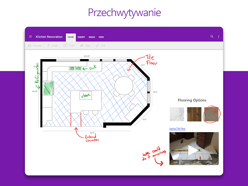 Microsoft OneNote: zapisz pomysły, organizuj notki screenshot 6