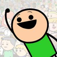Cyanide & Happiness on 9Apps