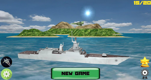 Sea Battle 3D PRO: Warships screenshot 3
