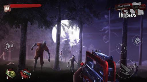 Zombie Frontier 3: قناص بندقية 14 تصوير الشاشة