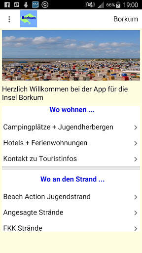 Borkum App für den Urlaub screenshot 13