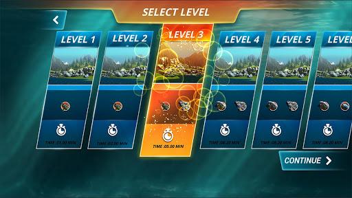 ألعاب صيد السمك البحر الرياضة الصيد محاكي 4 تصوير الشاشة
