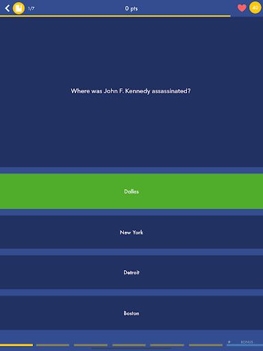 Trivial Quiz - The Pursuit of Knowledge 8 تصوير الشاشة