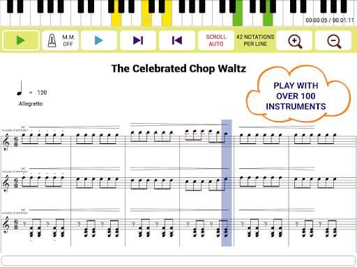 Maestro - Music Composer screenshot 9