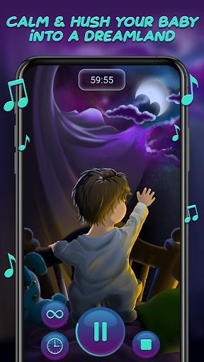 الأطفال أغاني النوم 5 تصوير الشاشة