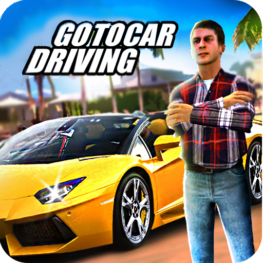 Go To Car Driving أيقونة
