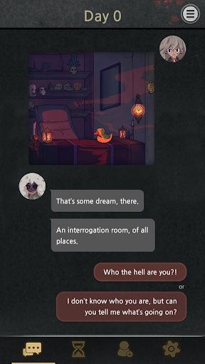 7Days! Mystery Puzzle Interactive Novel Story screenshot 6