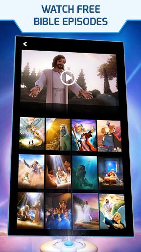 Superbook Kids Bible, Videos & Games (Free App) screenshot 3