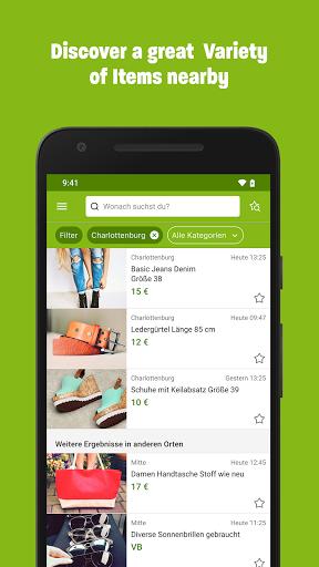 eBay Kleinanzeigen for Germany screenshot 2
