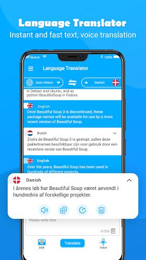 Free Translate - All Language Translation App screenshot 2