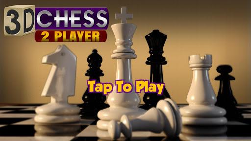 3D Chess - 2 Player 1 تصوير الشاشة