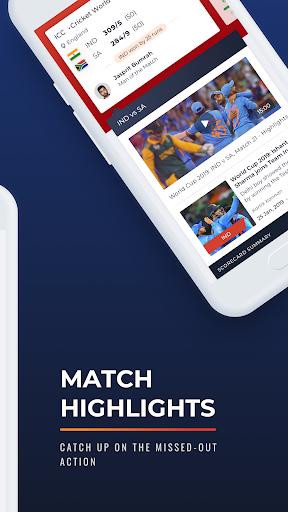 Cricket.com - Live Score, Match Predictions & News screenshot 2