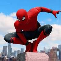 Spider Rope Hero - Gangster New York City on 9Apps