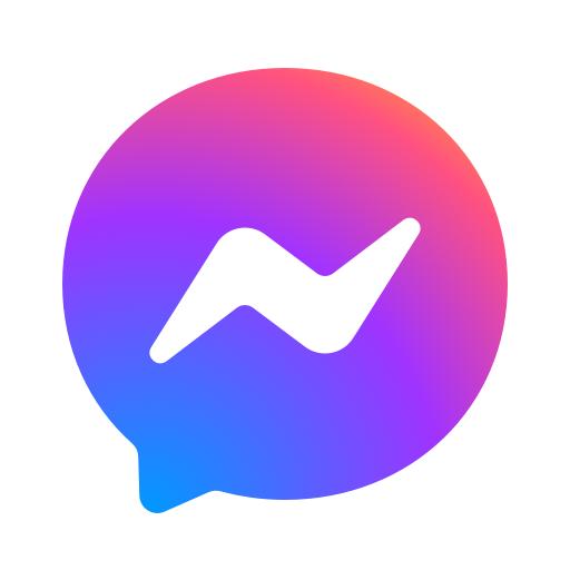 Messenger - مراسلات نصية ومكالمات فيديو بالمجان أيقونة