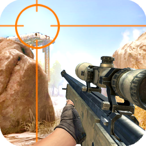 Mountain Sniper Shoot أيقونة