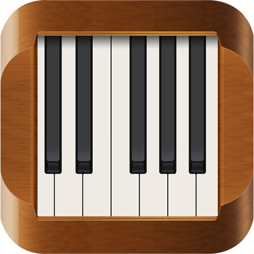 Piano Keyboard Classic Music أيقونة