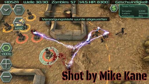 Zombie Defense 6 تصوير الشاشة