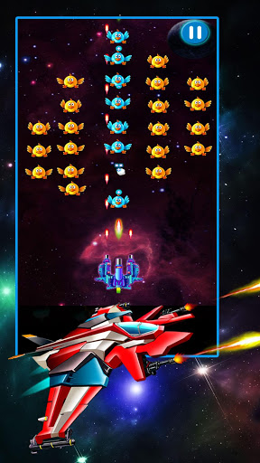 Chicken Shooter: Galaxy Attack screenshot 3
