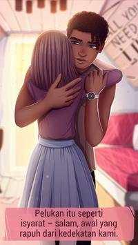 Drama Remaja: Permainan Cerita Cinta screenshot 2