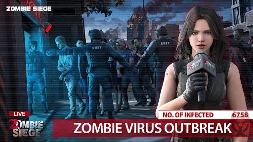 Zombie Siege: Last Civilization 1 تصوير الشاشة
