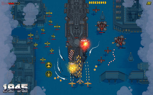 1945 Air Force: Airplane Games screenshot 8