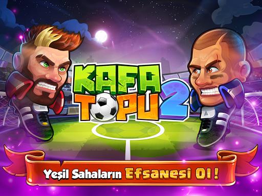 Kafa Topu 2 - Online Futbol Oyunu screenshot 12