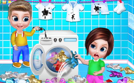 تنظيف المنزل - تنظيف المنزل لعبة بنات 18 تصوير الشاشة