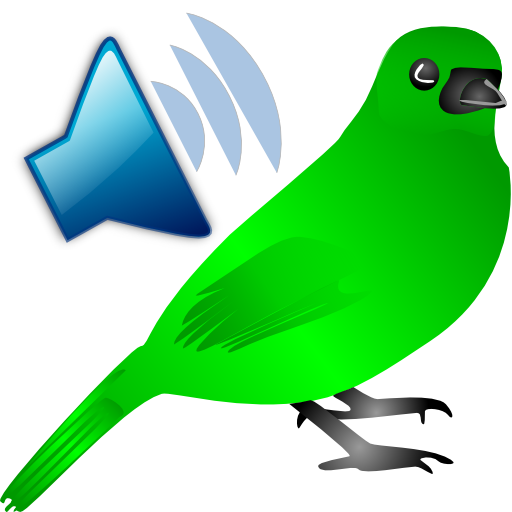 Birds Calls Sounds أيقونة