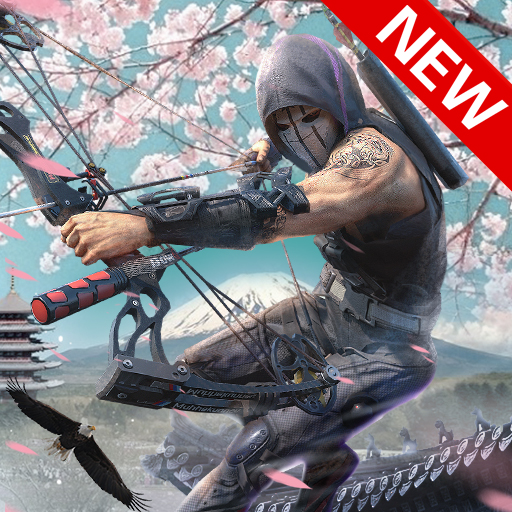 Ninja's Creed: 3D Sniper Shooting Assassin Game icon