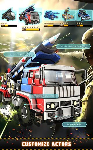 Glory of War - Mobile Rivals screenshot 5