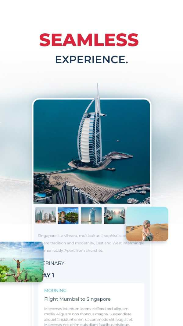 Travelxp Book Flights, Hotels & Holidays screenshot 1