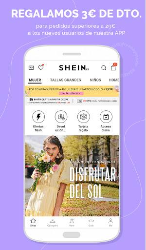 SHEIN - Las tendencias más calientes & de moda screenshot 6