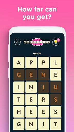 WordBrain - Free classic word puzzle game स्क्रीनशॉट 4
