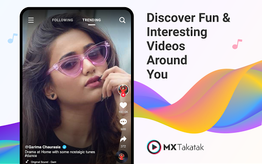 MX TakaTak Short Video App | Made in India for You screenshot 9