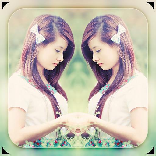 Mirror Photo - Image Editor icon
